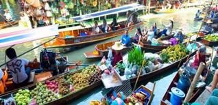 Chợ Nổi Cái Răng - Văn hóa sông nước Chợ Nổi Cái Răng, Cần Thơ