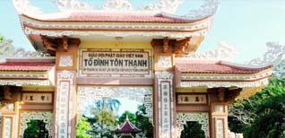 Giá trị lịch sử lâu đời của chùa Tôn Thạnh Long An