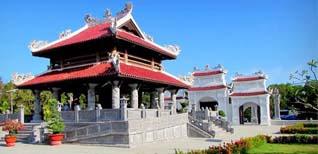 Đền thờ Côn Đảo công trình uy nghi giữa đảo thiêng