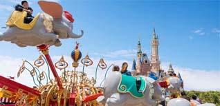 Disneyland Park – Địa điểm vui chơi, giải trí hấp dẫn ở Thượng Hải