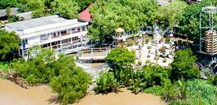 Cồn Phụng - khu du lịch Cồn Phụng, Bến Tre, Tiền Giang