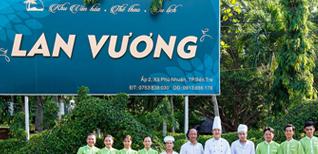 Lan Vương - Khu du lịch Lan Vương, Bến Tre