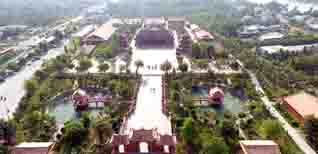 Thiền viện Trúc Lâm Phương Nam - Tìm hiểu lịch sử Thiền viện Trúc Lâm Phương Nam, Cần Thơ