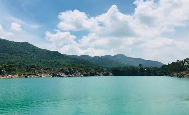 Địa chỉ hồ Đá Xanh Vũng Tàu