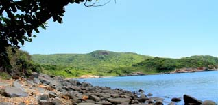 Du lịch Côn Đảo - Vịnh Đầm Tre vẻ đẹp hoang sơ thơ mộng