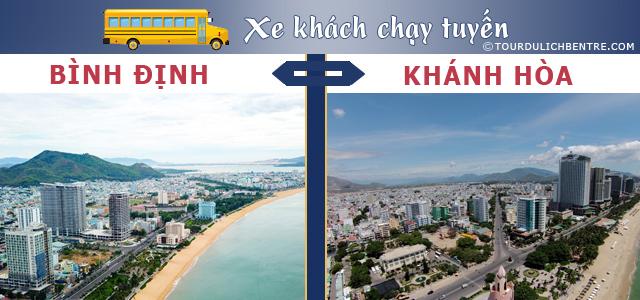 Bình Định Nha Trang - Xe khách Bình Định đi Nha Trang