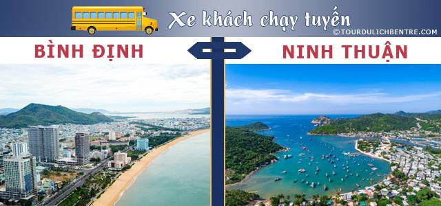 Bình Định Ninh Thuận - Xe khách Bình Định đi Ninh Thuận