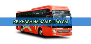Hà Nam Lào Cai -  Vé xe khách Hà Nam đi Lào Cai