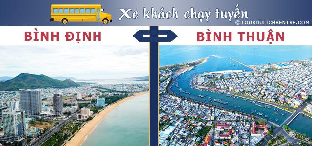 Bình Định Bình Thuận - Xe khách Bình Định đi Bình Thuận