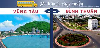 Vũng Tàu Bình Thuận - Đặt vé Xe khách Vũng Tàu đi Bình Thuận