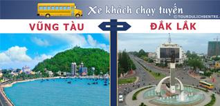 Vũng Tàu Đắk Lắk - Đặt vé Xe khách Vũng Tàu đi Đắk Lắk