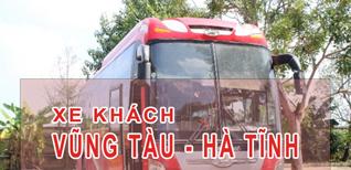 Vũng Tàu Hà Tĩnh - Đặt vé xe khách Vũng Tàu đi Hà Tĩnh