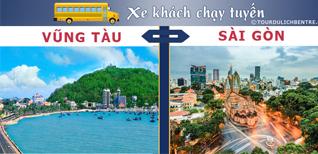 Vũng Tàu  Sài Gòn - Đặt vé xe Vũng Tàu đi Sài Gòn, TPHCM, 24/24, số điện thoại